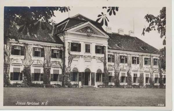 Schloss Karlslust Niederösterreich