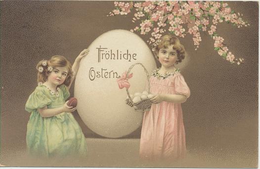 Fröhliche Ostern 1914