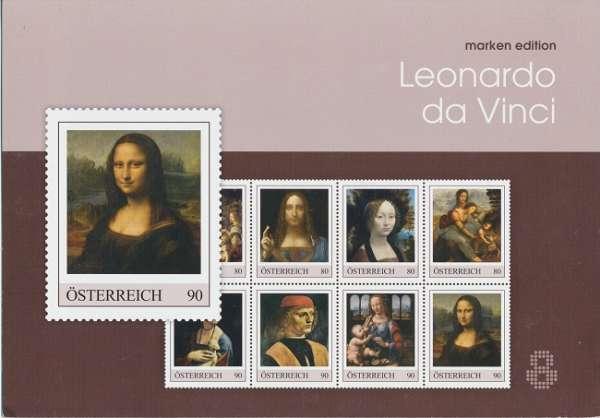 Leonardo da Vinci Marken Edition 8