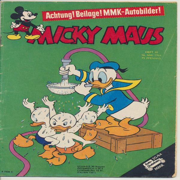Micky Maus Nr. 20 /1964
