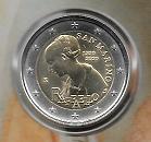 2 Euro San Marino 2020 Raffaello 500 Todestag