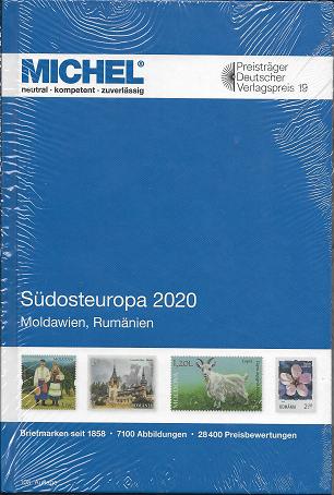 MICHEL Europa Südosteuropa 2020 (E 8)