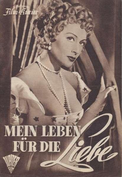 Mein Leben für die Liebe Nr.1846 Illustrierter Film - Kurier