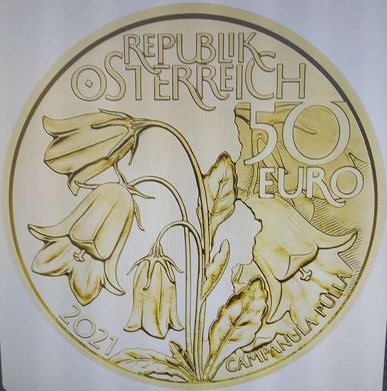 2021 - 50 Euro - Im Tiefsten Wald (2021)
