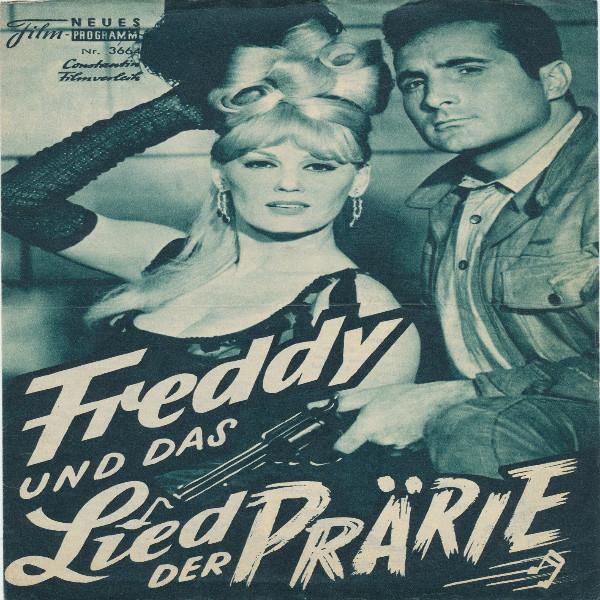 Neues Film-Programm Nr. 3664 Freddy und das Lied der Prärie