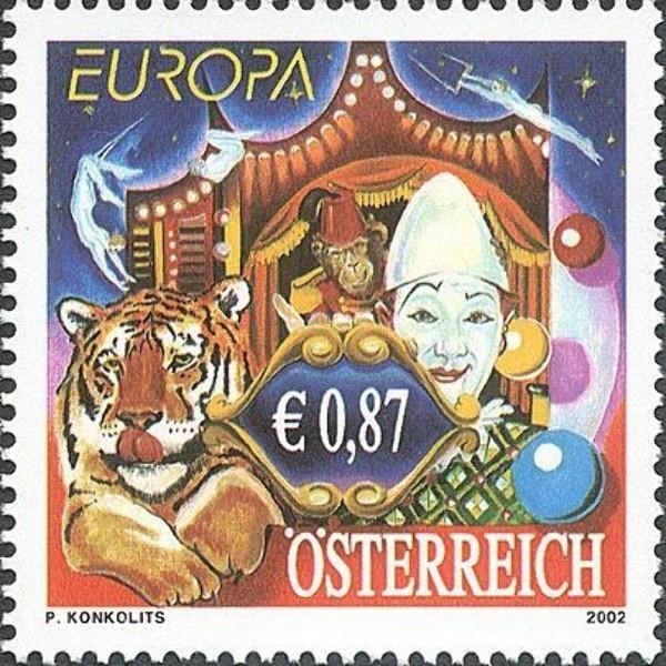ANK 2410 Europa 2002 0,87 € **