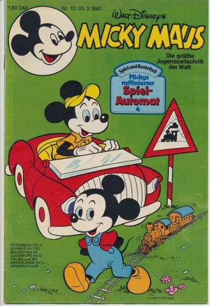 Micky Maus Nr. 13/1980