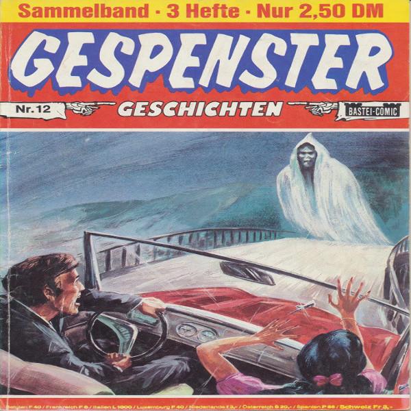 Gespenster Geschichten Nr.??,102,?? Sammelband Nr.12