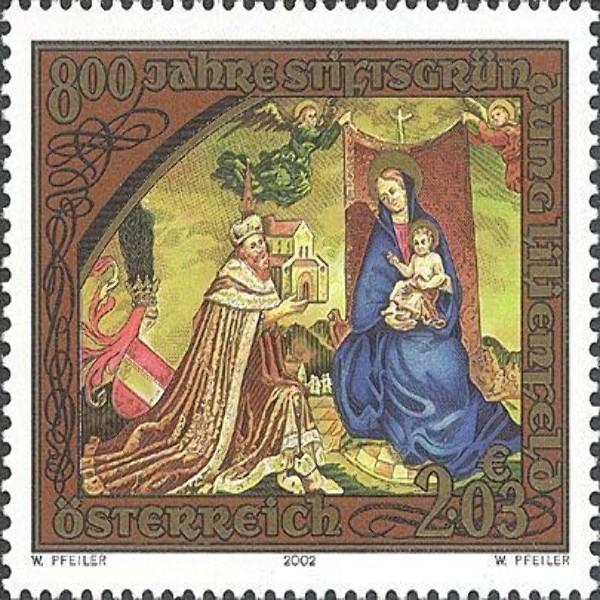 ANK 2412 800 Jahre Stift Lilienfeld 2,03 € **