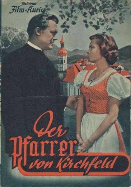 Der Pfarrer von Kirchfeld Nr.2225 Illustrierter Film - Kurier
