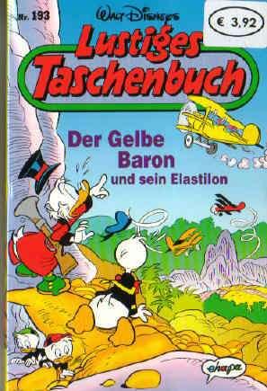 """LTB Band 193 LTB """"Der Gelbe Baron und sein Elastilon"""""""