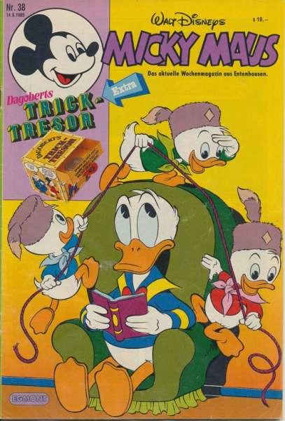 Micky Maus Nr. 38/1985