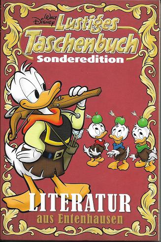 Literatur aus Entenhaus Band 4 Ltb Sonderedition
