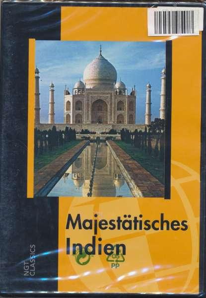 Majestätisches Indien DVD Neu Ovp