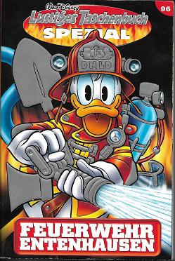 LTB Spezial Band 96 Feuerwehr Entenhausen
