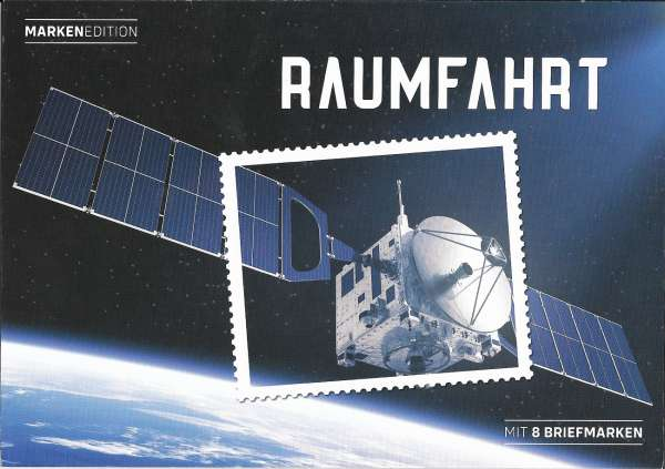Raumfahrt Marken Edition 8