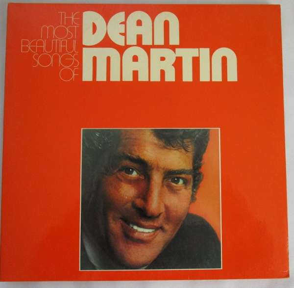 Dean Martin The Most Beautiful Songs Doppelalbum