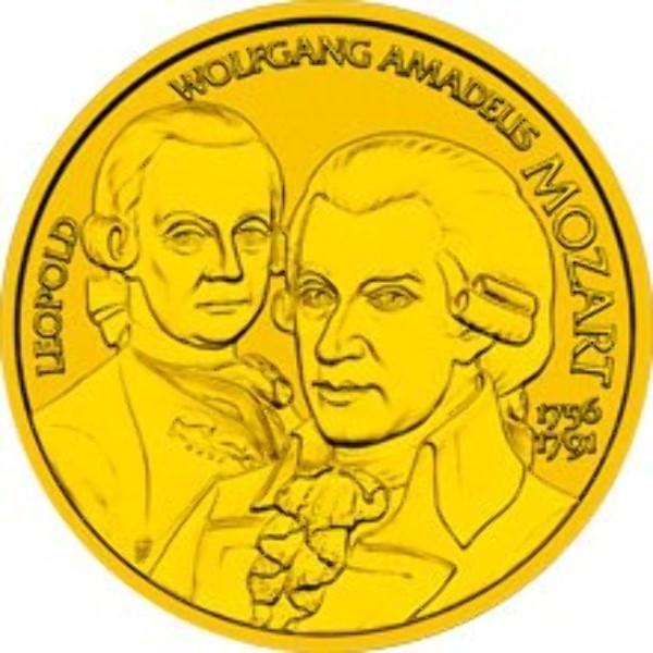 2006 - 50 Euro - Wolfgang Amadeus Mozart (2006)