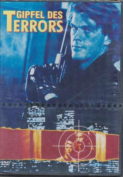 Gipfel des Terrors Dvd Neu Ovp