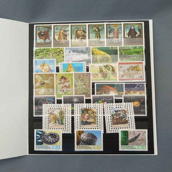 Liechtenstein 2004 Jahresmappe postfrisch