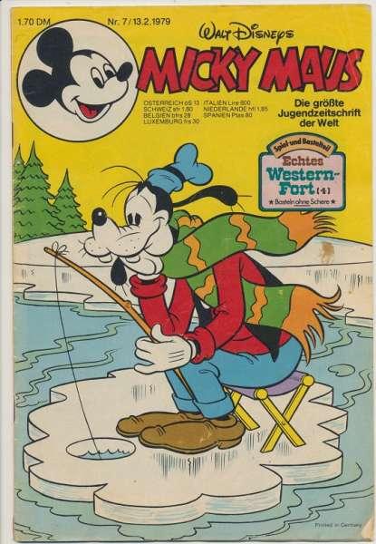 Micky Maus Nr. 7/1979