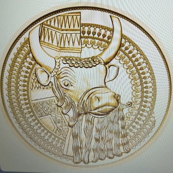 2019 - Das Gold Mesopotamiens (2019)