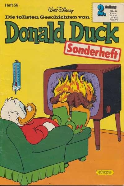 Donald Duck Sonderheft Nr.56 - 2.Auflage