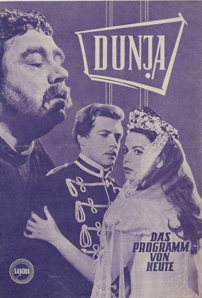 Dunja Nr. 421 Das Programm von Heute