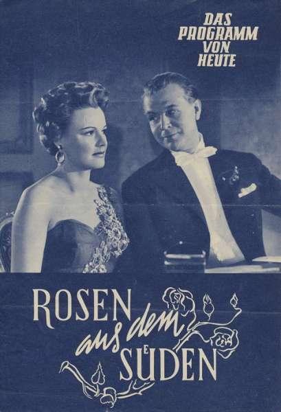 Rosen aus dem Süden Nr. 319 Das Programm von Heute