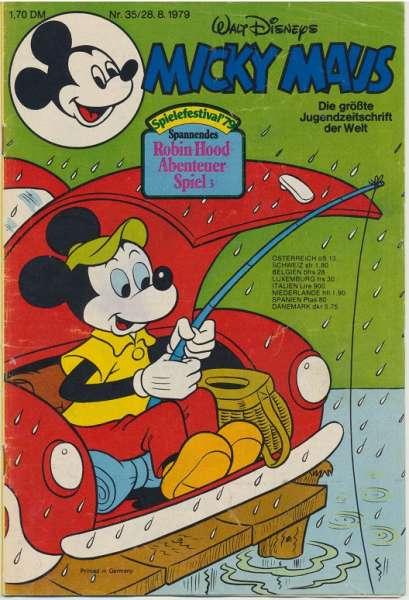 Micky Maus Nr. 35/1979