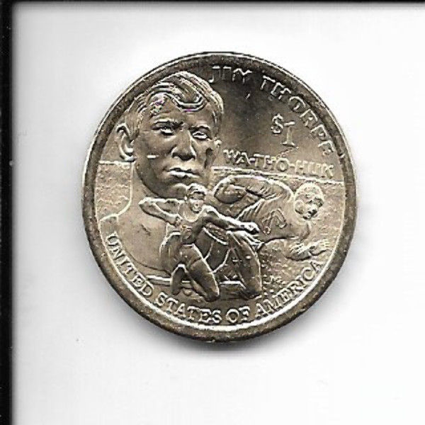 1 Dollar USA 2018 D Sacagawea - Nativ Dollar
