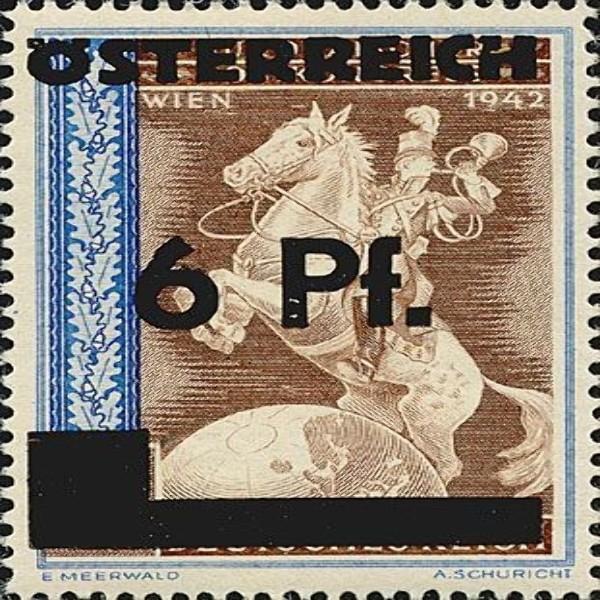 ANK Nr.664- 667 5-12 Pfennig Postfrisch