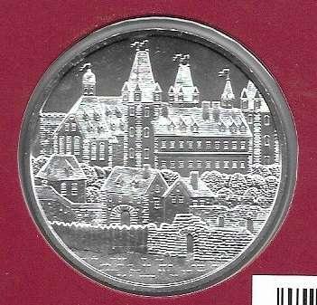 1,5 Euro 2019 -Wiener Neustadt Jubiläumsunze - 825 Jahre Münze Wien - 1 Oz. Silber im Bister