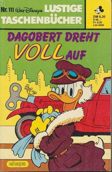 LTB Band 111 Dagobert dreht Voll auf eckiges Logo oben