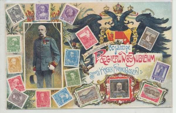 Kaiser Franz Josef 60 Jähriges Reg. Jubiläum