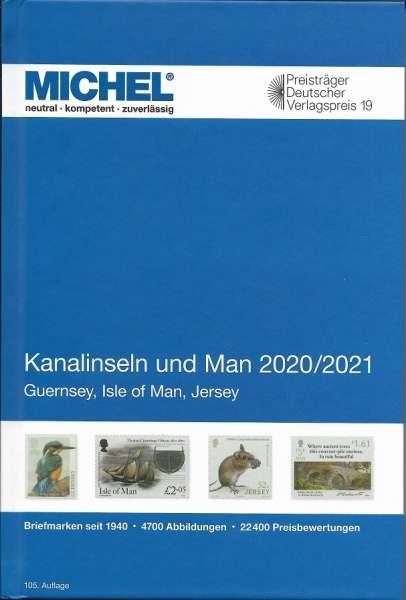 MICHEL KANALINSELN UND MAN-KATALOG 2020/2021 (E 14)