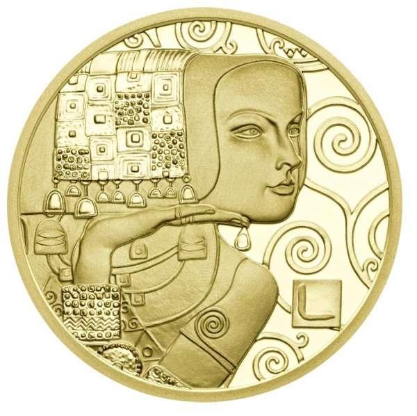 2013 - 50 Euro Klimt 2 Die Erwartung (2013)