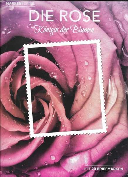Die Rose Königin der Blumen Marken Edition 20