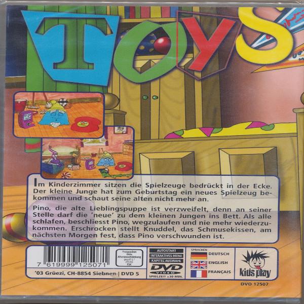 Toys DVD