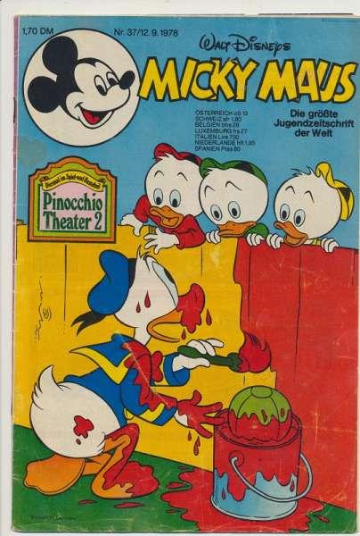 Micky Maus Nr. 37/1978