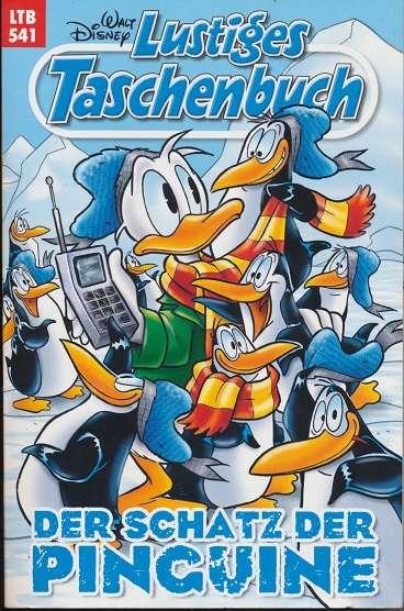 LTB Band 541 LTB Der Schatz der Pinguine