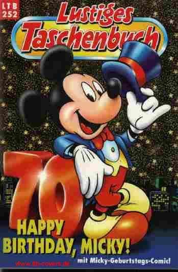 LTB Band 252 LTB Happy Birthday, Micky