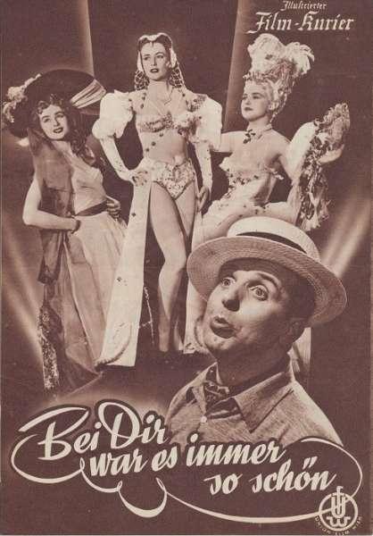 Bei dir war es immer so schön Nr.1922 Illustrierter Film - Kurier