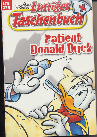 LTB Band 375 LTB Patient Donald Duck