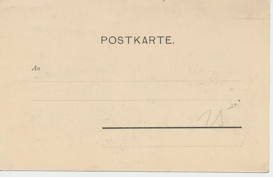 Wolfgangsee g. St.Wolfgang Postkarte