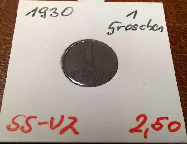 1 Groschen 1930
