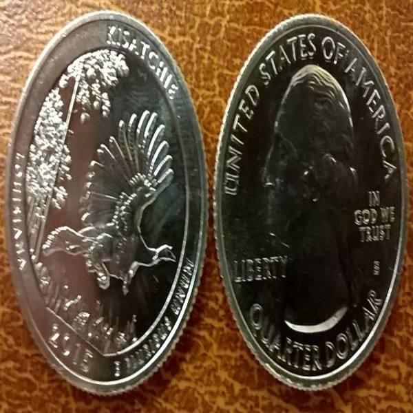 USA 25 Cent 2015 S Kisatchie (27)
