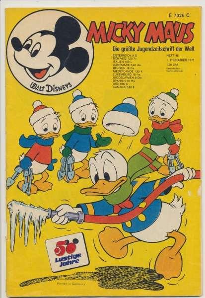 Micky Maus Nr. 48/1973