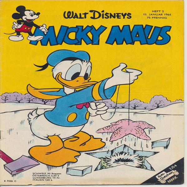 Micky Maus Nr. 2 /1964
