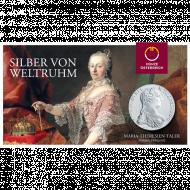 Maria Theresien Taler Nachprägungen Blister